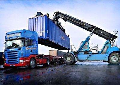 land-shipping
